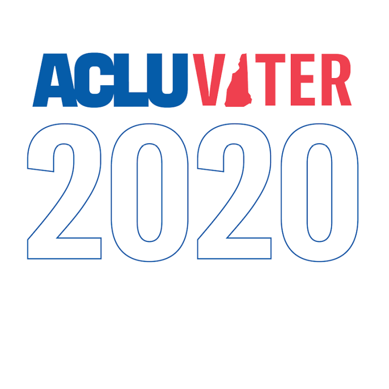 ACLUVoter2020