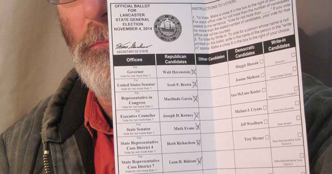 """Press Release: US Supreme Court Allows First Circuit Decision Striking Down New Hampshire's """"Ballot Selfie"""" Ban to Stand"""