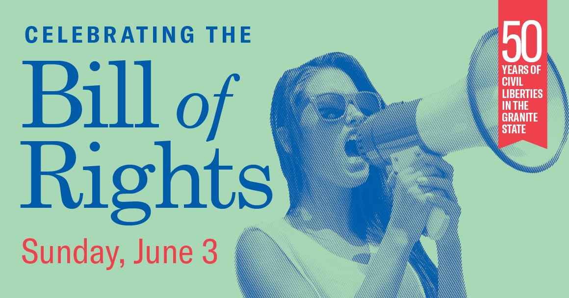 Celebrating the Bill of Rights Sunday, June 3