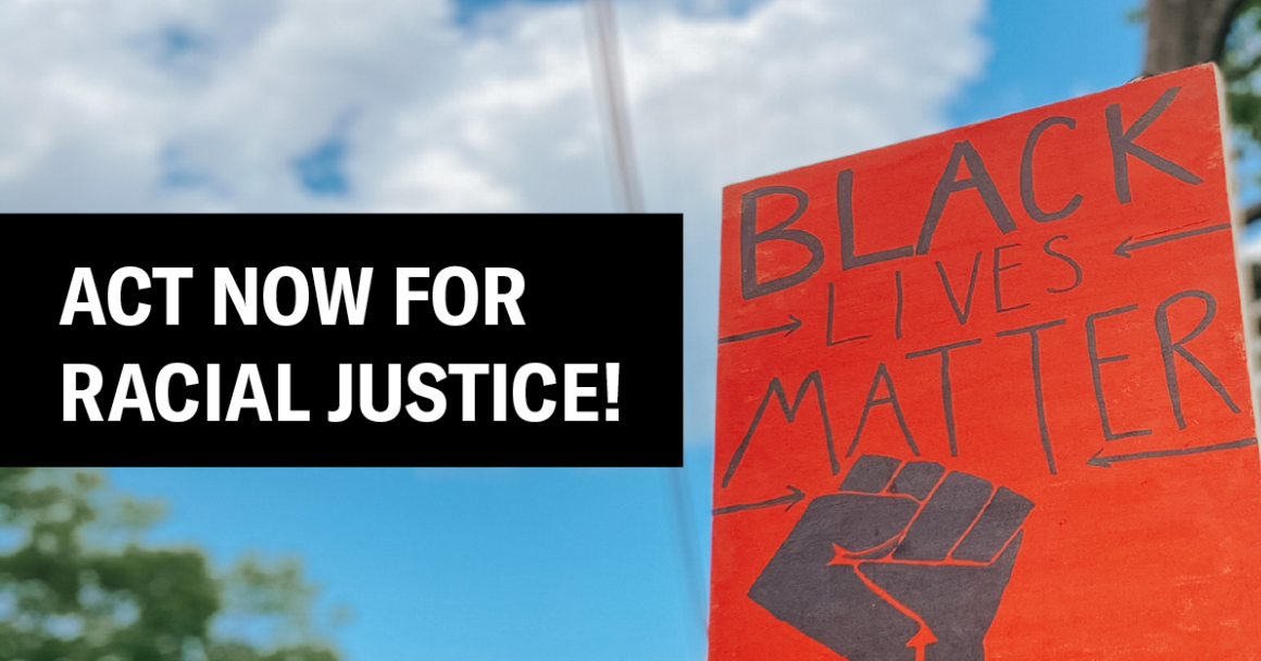 Act Now for Racial Justice